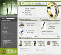 Web interface attractive gifts