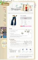 South Korea to buy beautiful clothes website templates 03