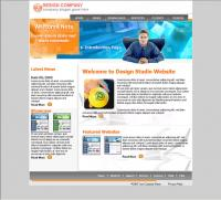 Web site design templates