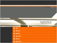 flash website templates